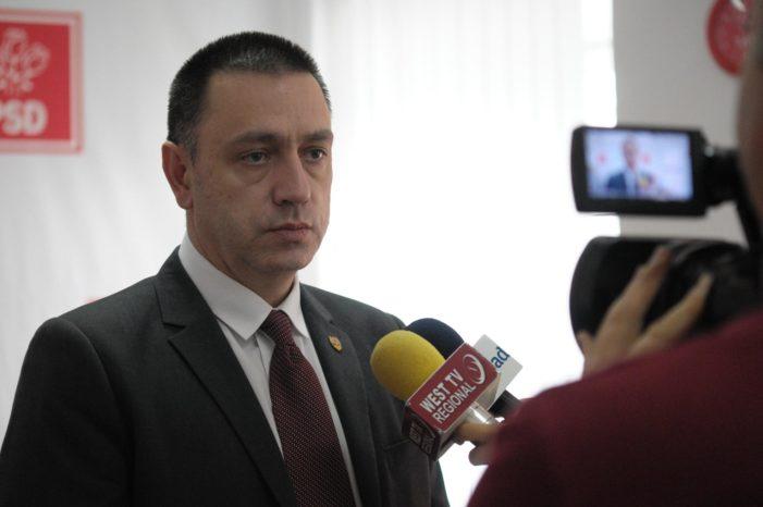 Mihai Fifor, ministrul Economiei:  Autostrada Pitesti-Sibiu, unul dintre proiectele finantabile prin Fondul Suveran de Dezvoltare si Investitii