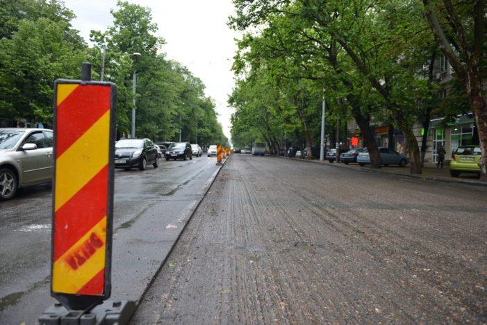 Primăria  Craiova: Strada Alexandru Ioan Cuza intră într-un amplu proces de reparații, traficul rutier va fi închis