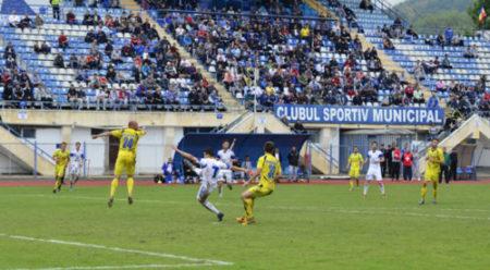 Râmnicu Vâlcea: Fotbaliştii de la SCM se confruntă cu juniorii cehi din Kromeriz