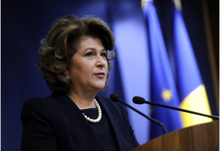 DNA: Kovesi cere urmărirea penală a ministrului Rovana Plumb