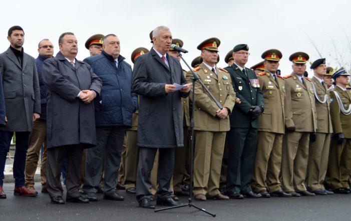 CJ Dolj: Mesajul președintelui Consiliului Județean Dolj, Ion Prioteasa,  cu prilejul Zilei Armatei României