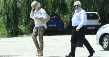Sanda Ladoși și soțul său, ridicați de DIICOT pentru fraudă de un milion de euro