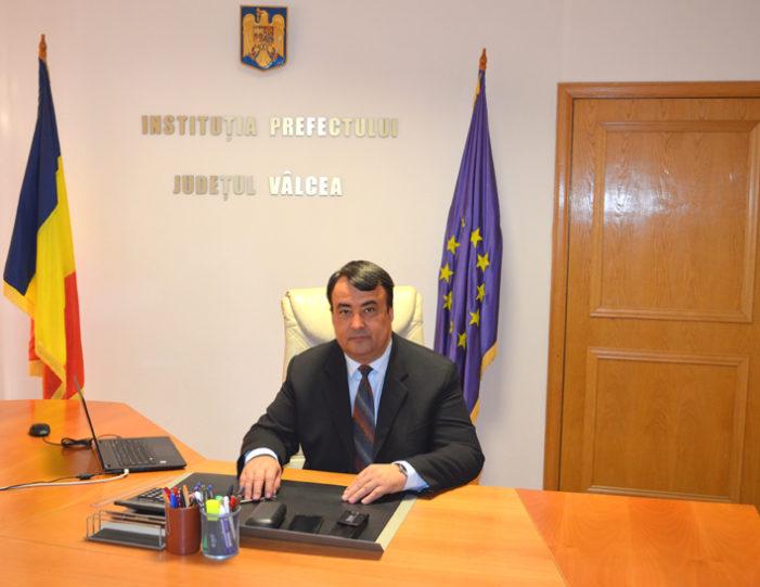 Valcea: Prefectul Florian Marin, intalnire cu reprezentantii ONG-urilor din judet