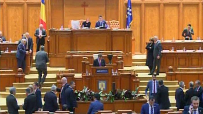 Moțiune de cenzură împotriva Guvernului Tudose