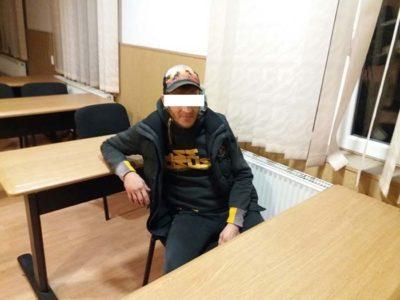 Ramnicu Valcea: Barbatul care a vandalizat zidurile Catedralei din Ostroveni, prins de politistii locali