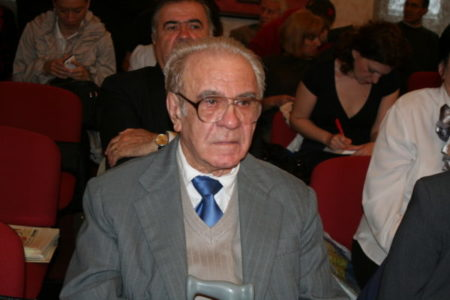 RAMNICU VALCEA:  A MURIT Ioan Sahinian