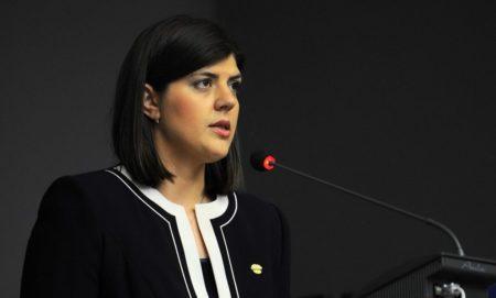 Laura Codruța Kovesi, cercetată disciplinar de Inspecția Judiciară