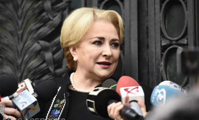 """Premierul Viorica Dancila își cere scuze pentru declarația privind """"autiștii"""""""