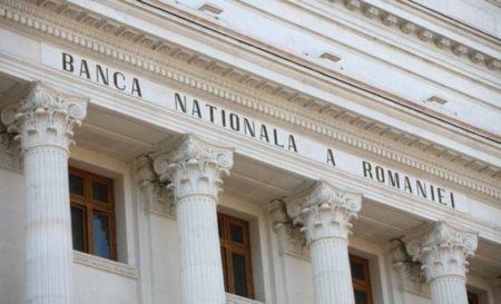 BNR: Indicele Robor la 3 luni a crescut la 2,06%