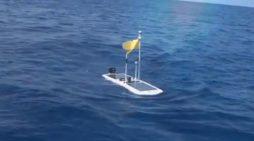 Armata română cauta o dronă pierduta în Marea Neagră