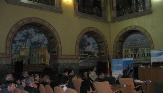 """Asociaţia de Dezvoltare Intercomunitară """"Zona Metropolitană Craiova"""" anunţă conferinţa de lansare a proiectului """"Start la antreprenoriat"""" – proiect cofinanţat din Programul Operaţional Capital Uman 2014-2020"""