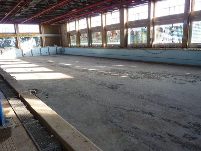 Mehedinti: USR cere lămuriri privind reabilitarea bazinului de înot din Drobeta Turnu Severin