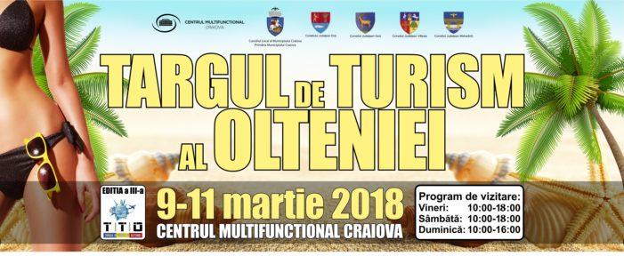 Craiova: Centrul Multifunctional gazduieste cea de-a III-a ediţie a Târgului de Turism al Olteniei