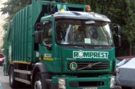 Râmnicu Vâlcea:  Acţiune de control la cele aproximativ 200 puncte de colectare a deşeurilor gestionate de Romprest Energy
