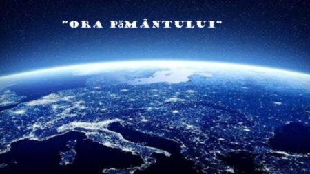 """Primăria Craiova se alătură celorlalte orașe din țară care vor celebra """"Ora Pământului"""""""