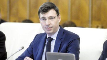 Ionuţ Mişa, noul presedinte ANAF