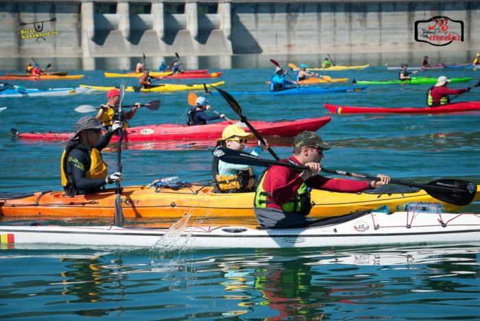 Bicaz Kayak Fest, cel mai mare eveniment sportiv dedicat comunitatii caiaciste din Romania