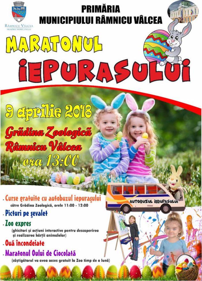 """În a doua zi de Paşte, cei mici sunt aşteptaţi la Grădina Zoologică la """"Maratonul Iepuraşului"""""""