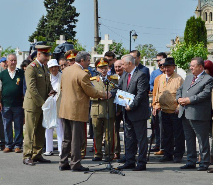 Mesajul președintelui Consiliului Județean Dolj, Ion Prioteasa,  cu prilejul Zilei Veteranilor de Război