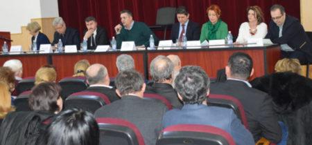 Daniel Botănoiu, intalnire cu reprezentanții APCPR și UNCPR la sediul MADR
