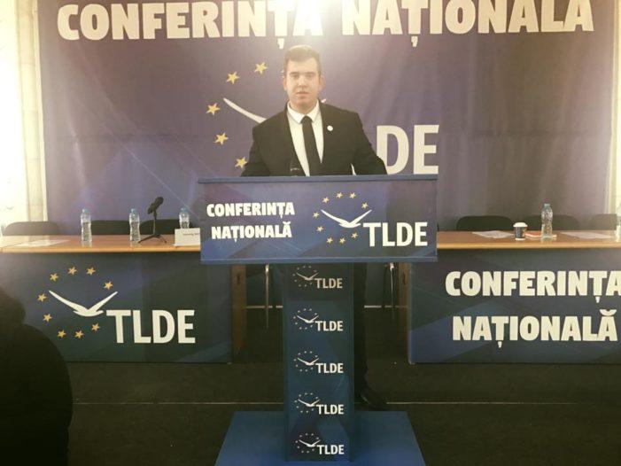 """Adrian Marinescu, Președinte TLDE Dolj: """" Cerem liderilor TNL să prezinte scuze zecilor de mii de români pe care i-a jignit în mod incalificabil """""""