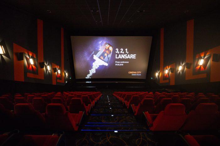 Cinema City inaugurează la Râmnicu Vâlcea un multiplex de 5 milioane de euro