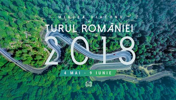 Mircea Diaconu, la Craiova, într-o nouă ediție a turului României
