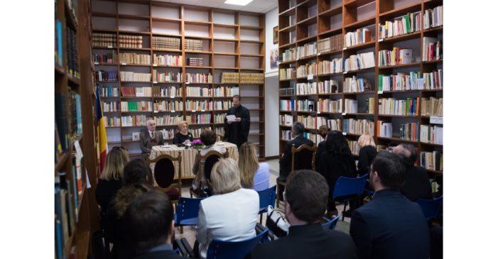 Premierul Dăncilă, intalnire cu studenții români de la universitățile pontificale