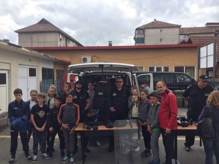 Ziua Poliţiei Locale, sărbătorită şi la Râmnicu Vâlcea