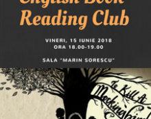 Biblioteca Județeană Alexandru și Aristia Aman: O nouă întâlnire în cadrul proiectului English Book – Reading Club