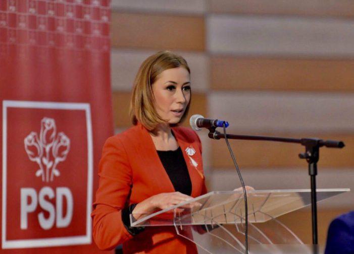 """Alexandra Presură, deputat PSD Dolj: Peste opt milioane de români vor putea investi în propria dezvoltare prin Programul """"Investeşte în tine"""""""