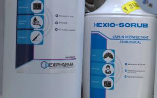 Compania Hexi Pharma a cerut INSOLVENŢA