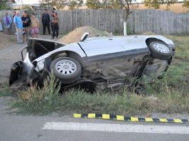 Valcea: Accident mortal la Copaceni