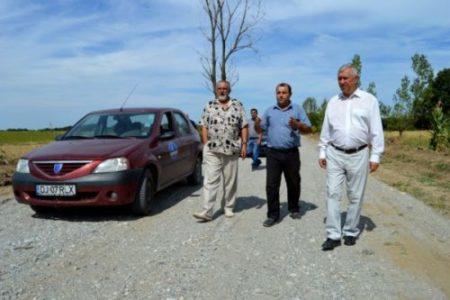 CJ Dolj: Modernizarea drumului județean 552 Craiova – Cetate, primul proiect depus la nivelul întregii regiuni de dezvoltare Sud-Vest Oltenia