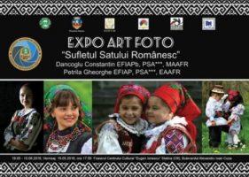 """Centrul pentru Conservarea și Promovarea Culturii Tradiționale Olt organizeaza expozitia """"Sufletul satului Românesc"""""""