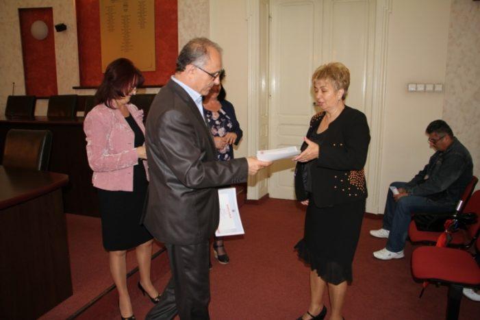 """Primaria Ramnicu Valcea a desemnat câştigătorii concursului """"Împreună pentru un oraş mai curat"""""""