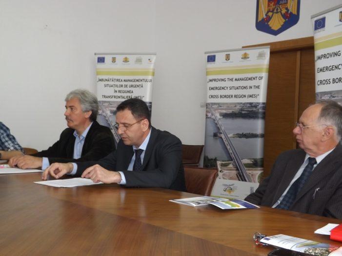 """Consiliul Concurenţei si Prefectura Mehedinti au organizat seminarul  """"Bune practici în domeniul ajutorului de stat"""" şi """"Conformarea companiilor cu regulile de concurenţă"""""""