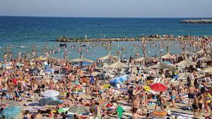 Romanii se intorc la litoralul romanesc! Mai mult de 60.000 de români și-au petrecut minivacanța de Rusalii în stațiunile de pe litoral