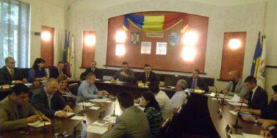 Sedinta ordinară la Consiliul Local al municipiului Râmnicu Vâlcea