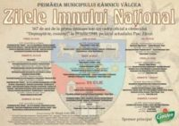 Ramnicu Valcea: Astăzi începe amenajarea Splaiului Independenţei pentru Zilele Imnului Naţional 2018