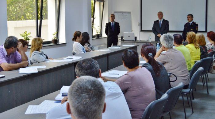 Primarul Craiovei si presedintele CJ Dolj, intalnire de lucru privind construirea Spitalului Regional de Urgență