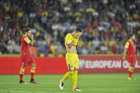 România și Muntenegru au încheiat la egalitate, scor 1-1