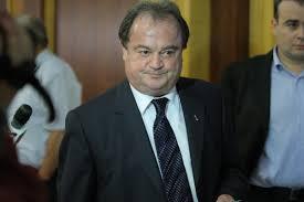 Vasile Blaga este urmarit pentru trafic de influență