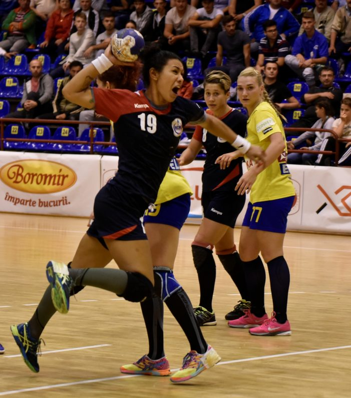 HCM reziliază pe cale amiabilă contractul cu handbalista braziliancă Elaine Gomes Barbosa