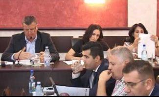 Sedinta extraordinară la Consiliul Local al municipiului Râmnicu Vâlcea