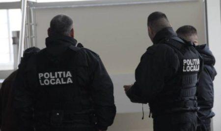 Slatina: Peste 50 de sancţiuni aplicate de poliţiştii locali