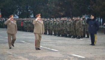 """Brigada 2 Infanterie """"ROVINE"""" marchează împlinirea a 100 de ani de la Şarja de la Robăneşti"""