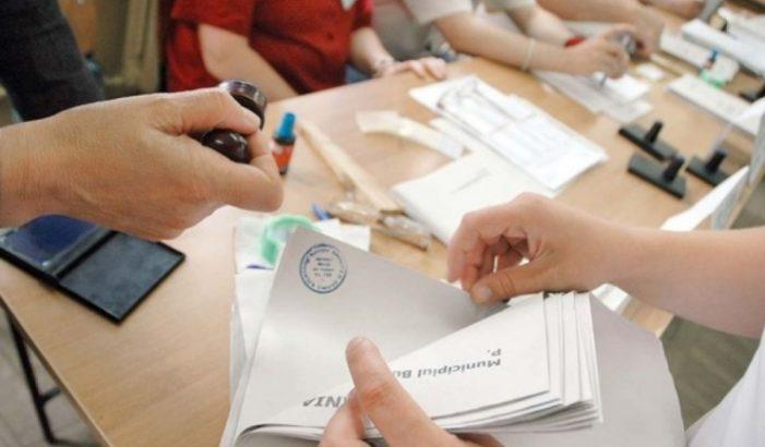 Valcea: Toate materialele și buletinele de vot au fost distribuite către toate cele 430 de secții de votare