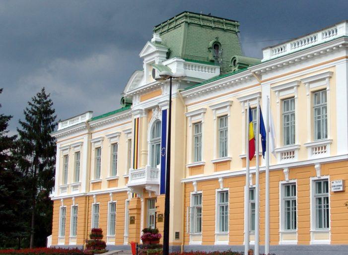 Ședință ordinară la Primăria municipiului Râmnicu Vâlcea