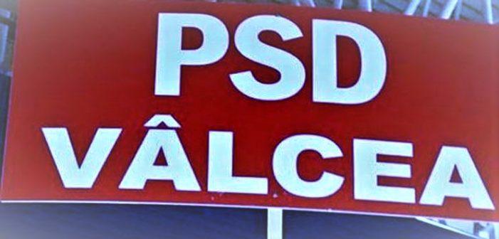 PSD a obţinut în judeţul Vâlcea patru mandate de deputat şi unul de senator